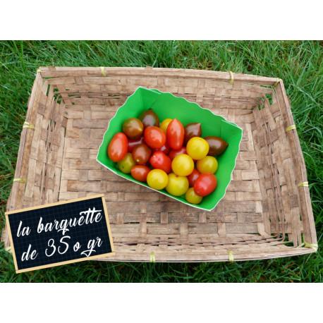 Tomates cerises mélangées